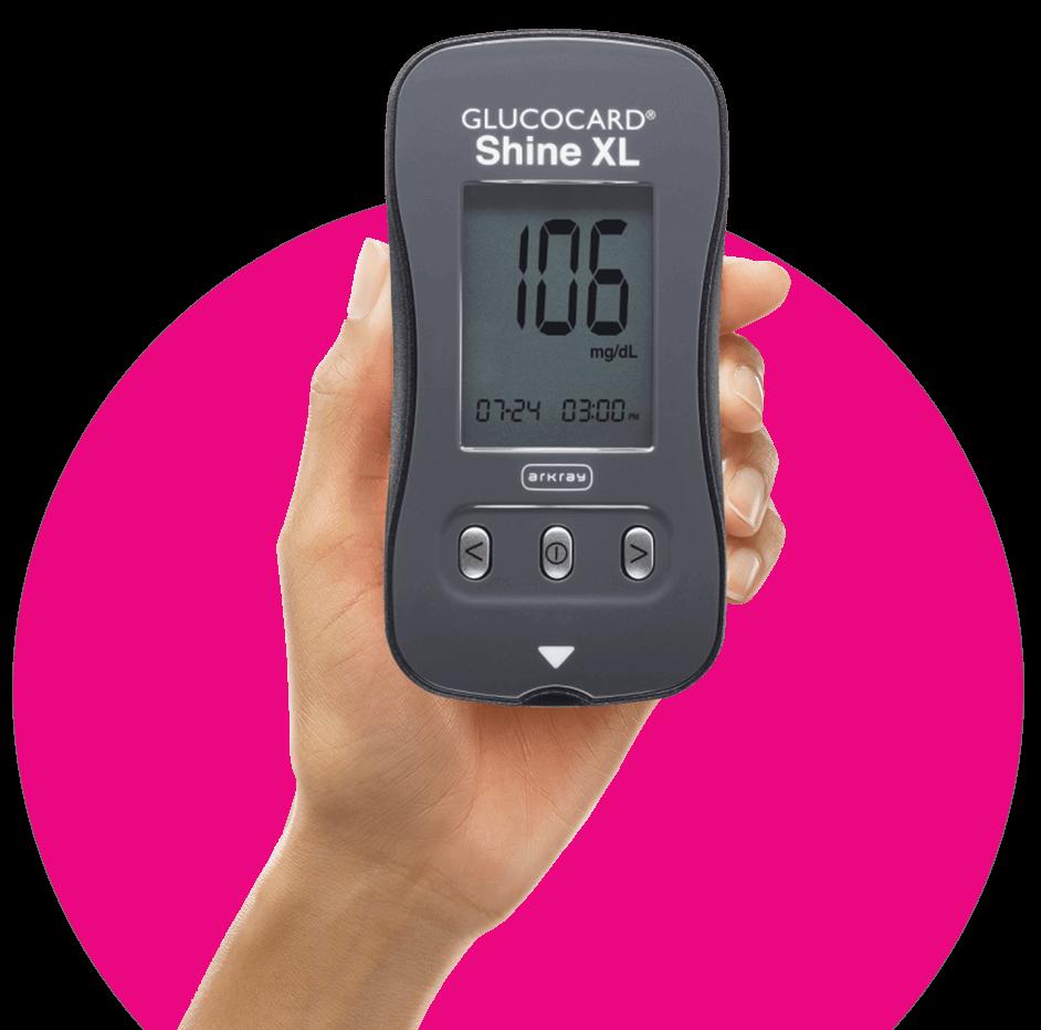 Diabetes instrument