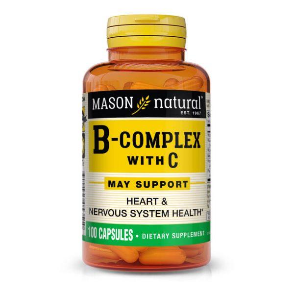 B Complex With Vitamin C