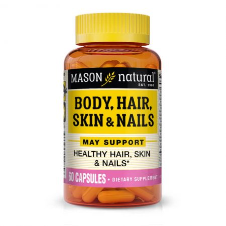 Body, Hair, Skin & Nails Supplement