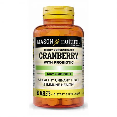 Cranberry With Probiotic Highly Concentrated
