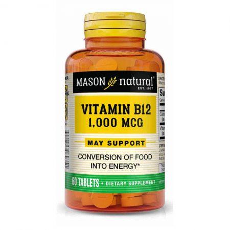 Vitamin B 12 1,000 mcg