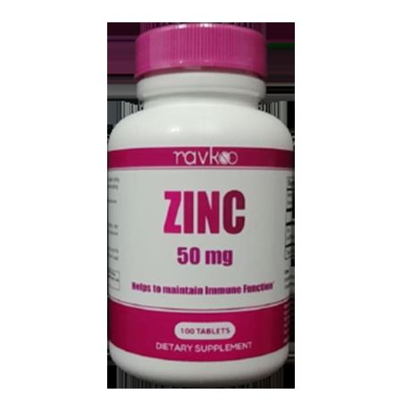 Zinc (gluconate) 50MG