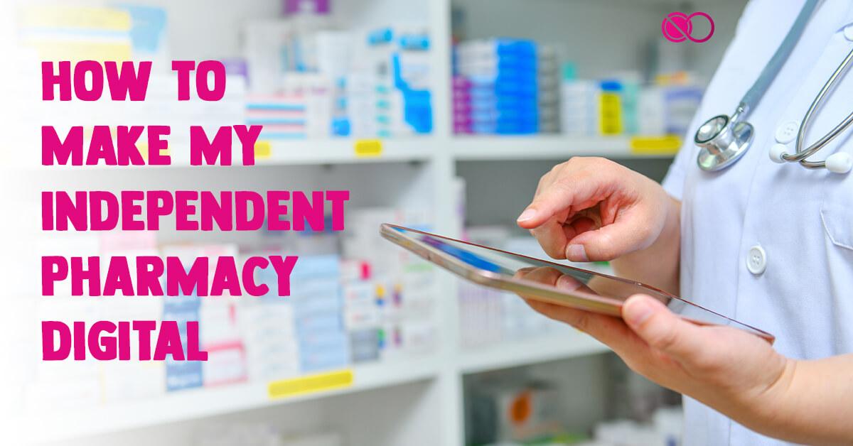 Digital pharmacy Banner