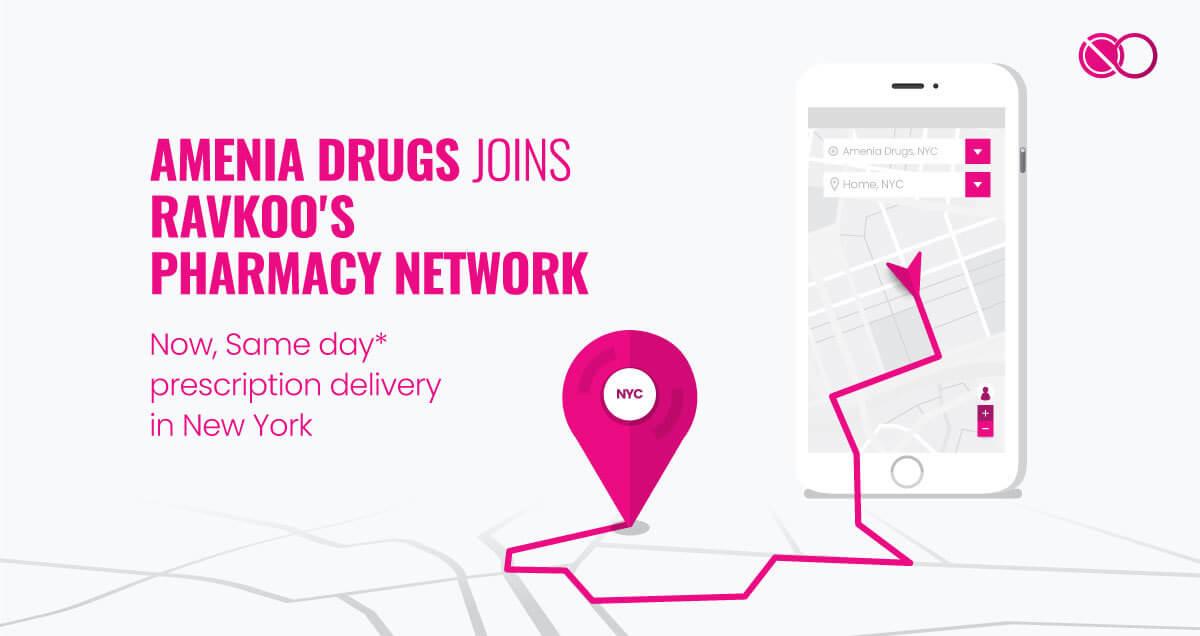 Ravkoo™ Internet Pharmacy Service