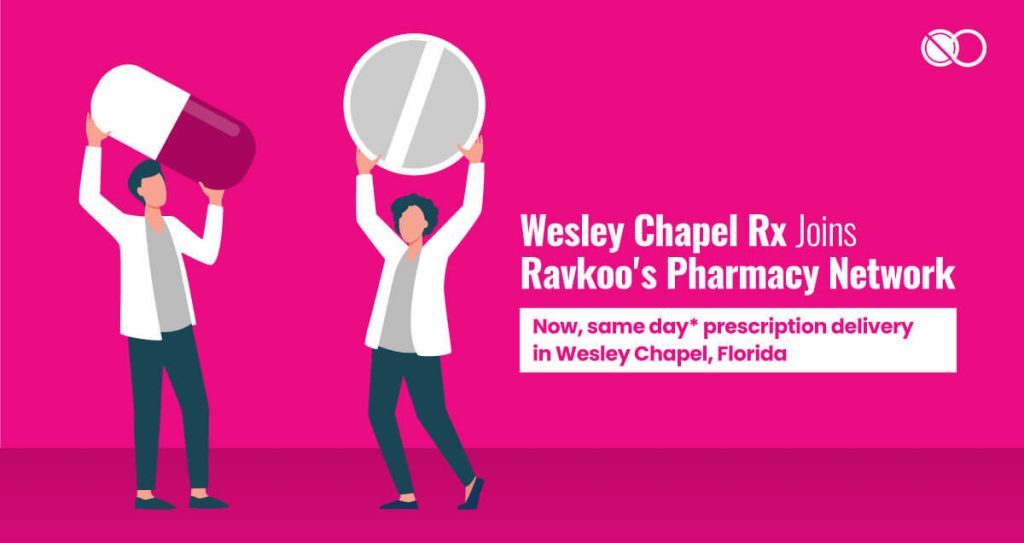 Ravkoo Online Prescription Delivery Service